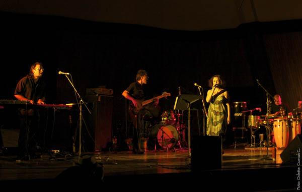Bucareli Nu-Jazz, Ollin Yoliztli