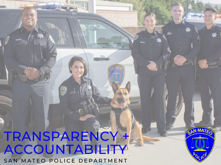 Police Accountability & Transparency Dashboard
