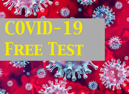 Get tested for COVID-19