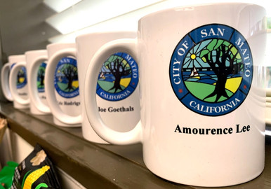 Our council mugs #perks