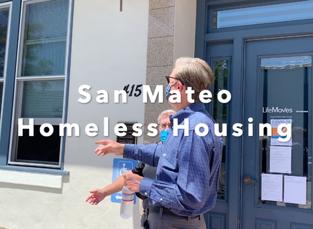 Housing our Homeless in San Mateo: Tour Inside the Vendome