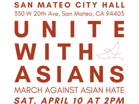 What you can do about anti-Asian violence? Call to action!