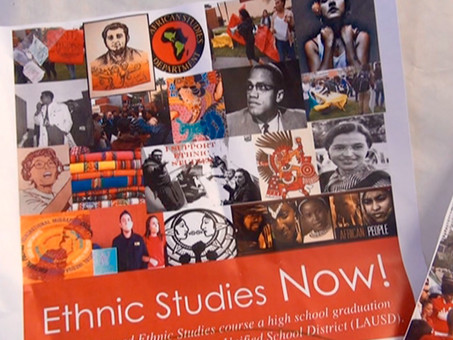 CA Ethnic Studies Victory!