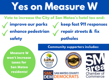 Yes on Measure W