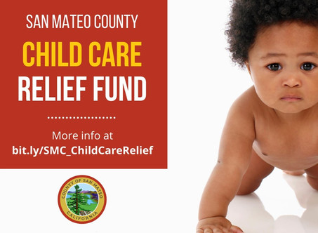 Child Care Relief Fund - Applications Open Mon. 8/24