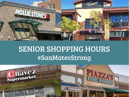 Senior Shopping Hours