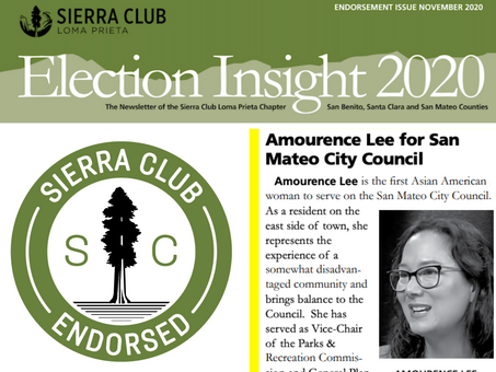 Sierra Club Endorsements