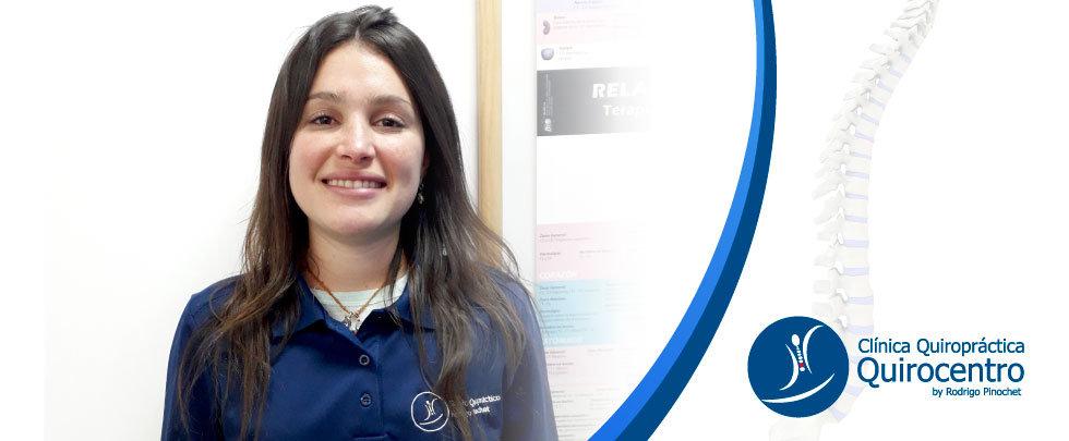 Nicole-Vargas-Nutricionista-Quirocentro - Quiropraxia - clínica quiropráctica - quiropráctico
