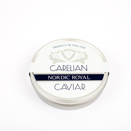 Carelian Caviar Nordic Royal