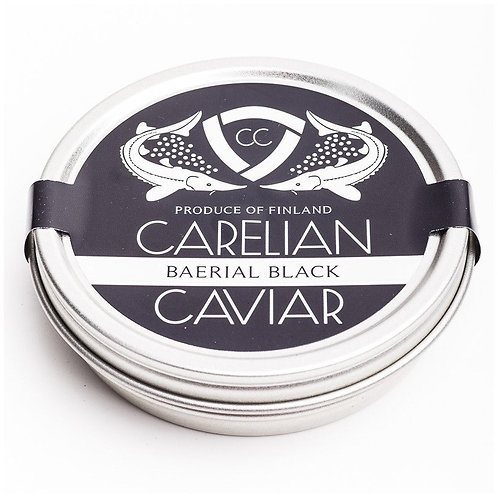 Carelian Caviar Baerial Black