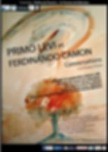 Affiche-Primo Levi et Ferdinando Camon :