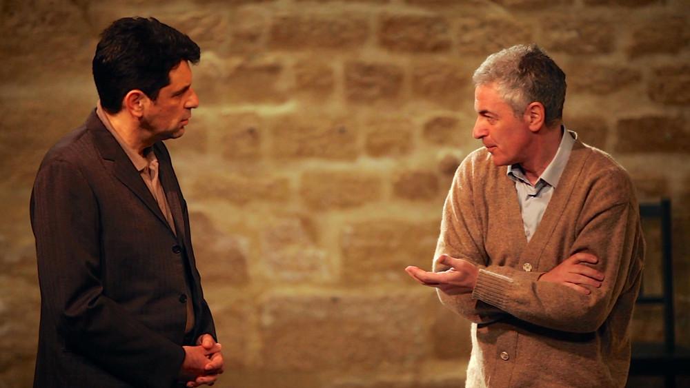 Eric Cénat & Gérard Cherqui © Photo Guillaume Ledun