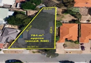 From $680,000 Potential Land for Development!