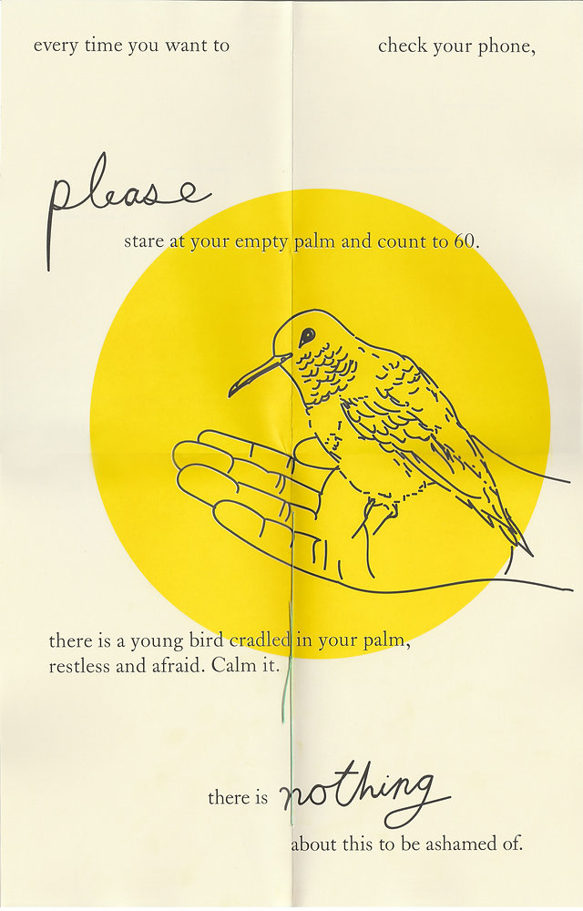 a bird in the hand poster.jpg