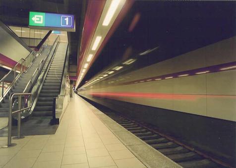 Gare de Bruxelles National
