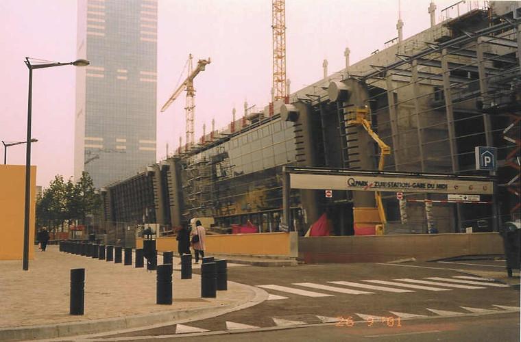 Gare de Bruxelles Midi