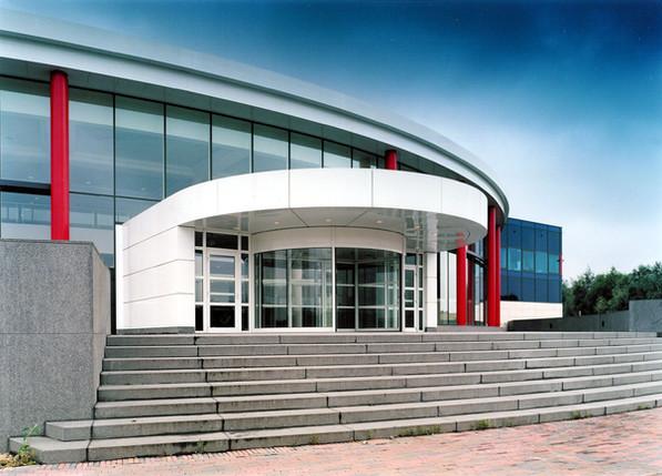Centre de tri du courrier Bruxelles X