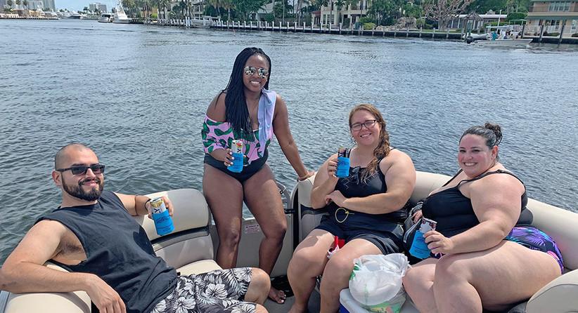 Lauderdale Adventures Boat Rentals Fort