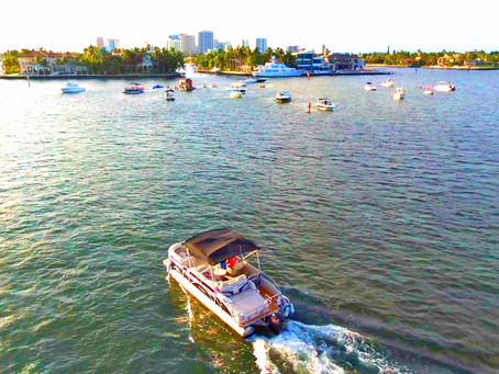 Exploring the best of Fort Lauderdale by boat