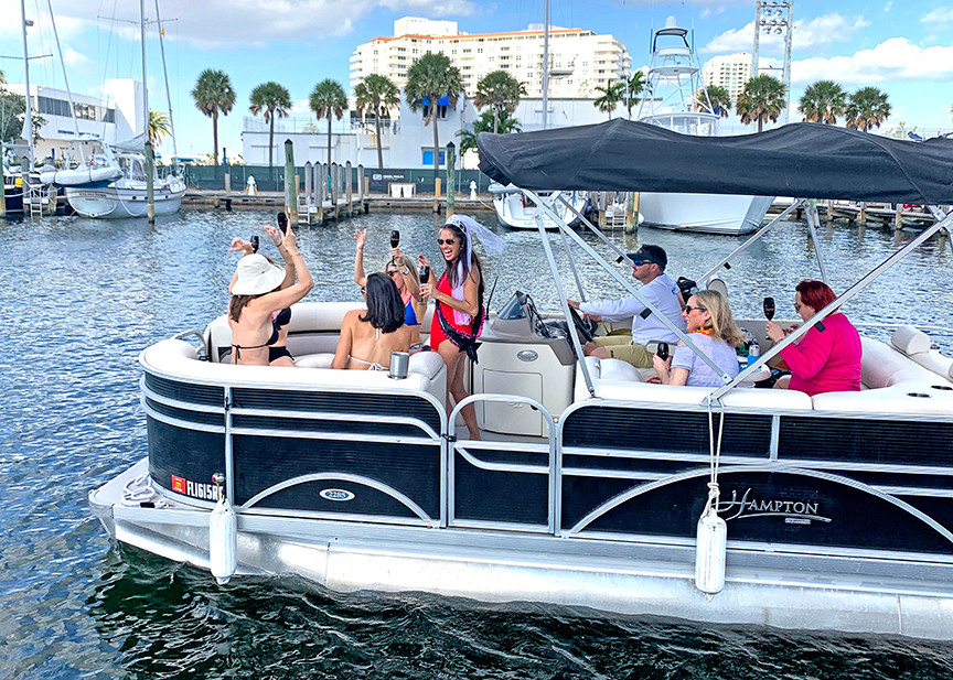 bachelorette party ideas fort lauderdale