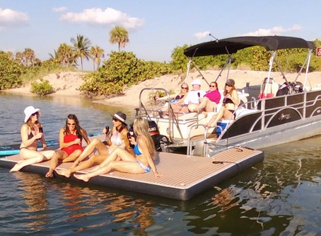 When it comes to pontoon boat rentals, we're your smart choice.