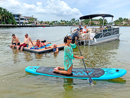 The extras can make all the difference when it comes to boat rentals