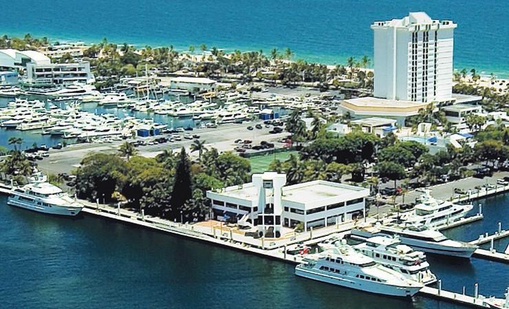 Boat Rental HQ, Bahia Mar Yachting Center