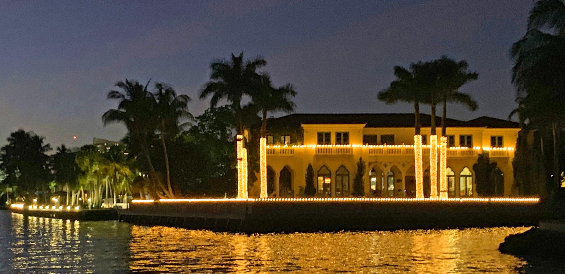 Near the Fort Lauderdale Sandbar