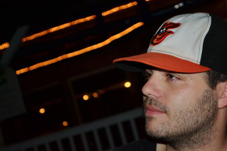 Stevie Matthews Orioles Hat