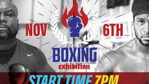 Charity Fight Exhibition