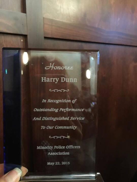 Congratulation Detective Dunn