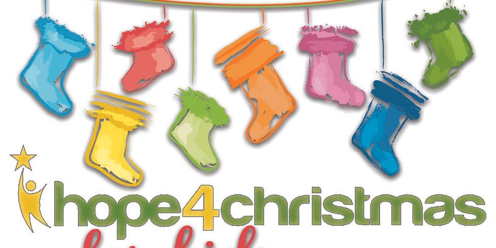 Hope4Kids Christmas Stockings