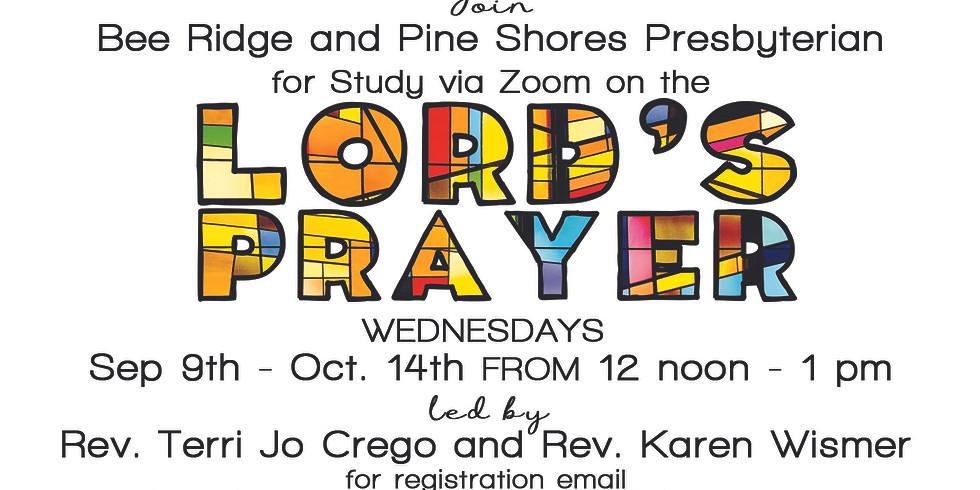 The Lord's Prayer Study