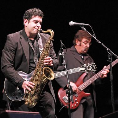 Oscar playing Sax at USAA 2012.jpg