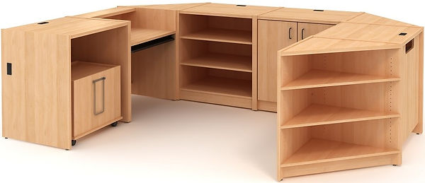 Infinity-Library-Circulation-Desk-Config