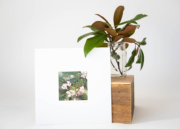 Small Rhododendron Print