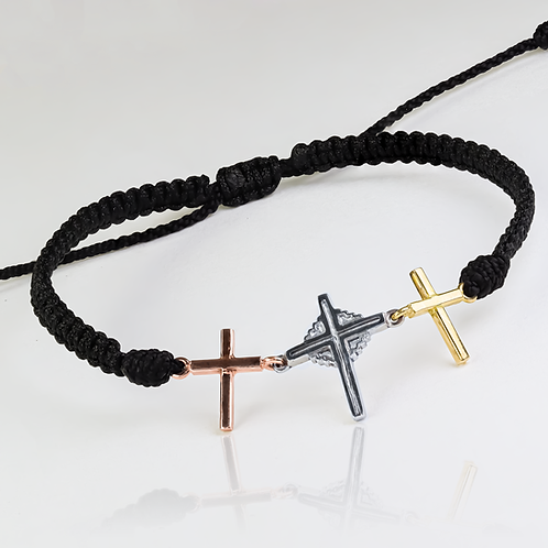 Tres cruces, tres oros