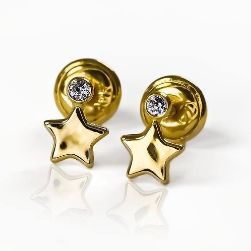 Mini estrella +cristal