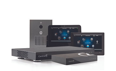 kodin turvallisuus | Control4