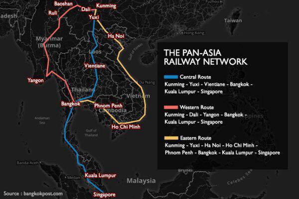Thailand-Cambodia Railway Reopens on 22 April 2019