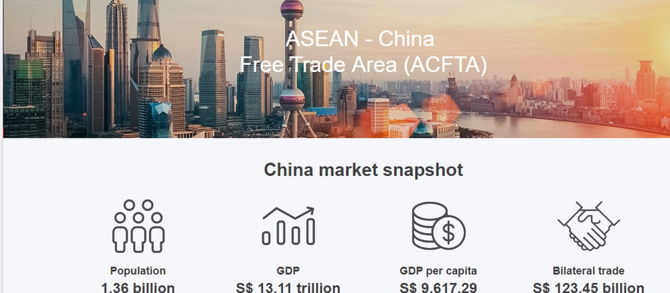 China-ASEAN FTA Upgraded