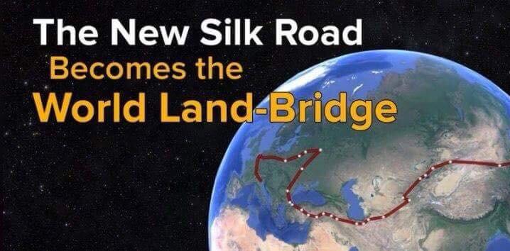 The Silk Road - World Land Bridge