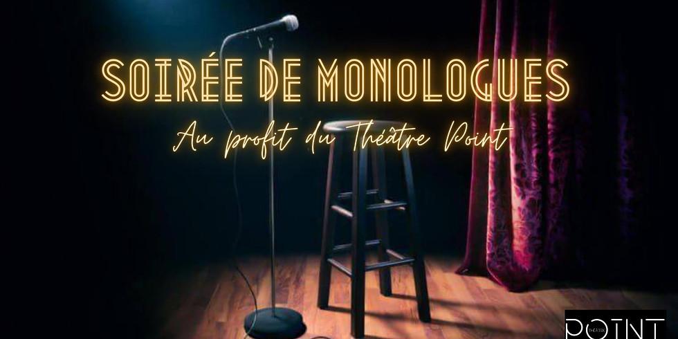 Soirée Monologue