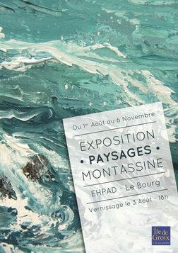 Exposition Laurent Montassine