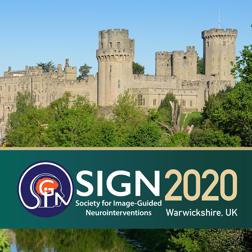 SIGN 2020 Conference