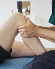 Knee pain, Chiropractic