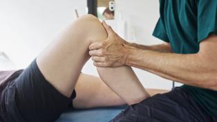 Deep Tissue Massage for Leg Pain