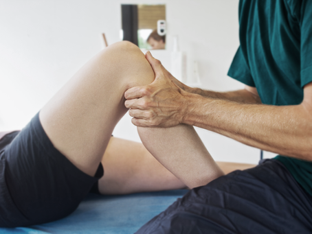 Suffering With Chronic Knee Pain?