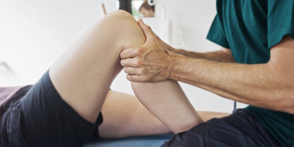 AT実技試験講習会(足・膝関節)