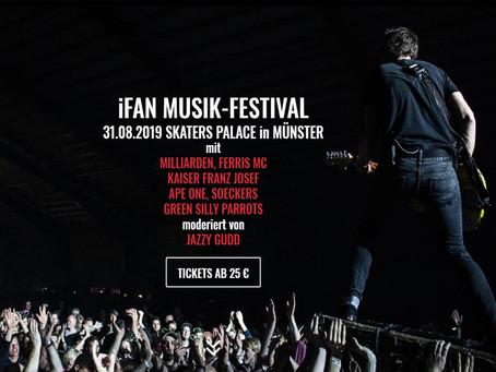 Green Silly Parots en el IFAN Musik Festival